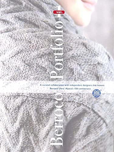 Berroco Berroco Portfolio Vol. at Michigan Fine Yarns