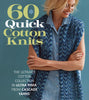 Cascade 60 Quick Cotton Knits Book at Michigan Fine Yarns
