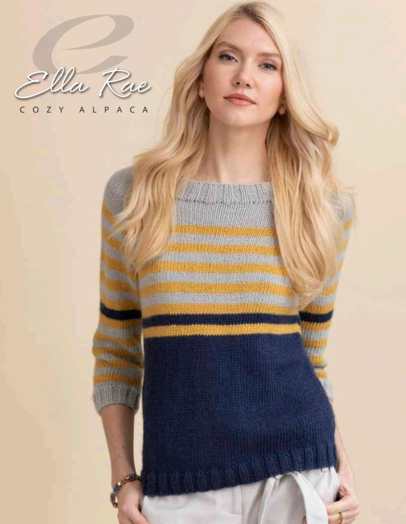 Georgia Sweater PDF