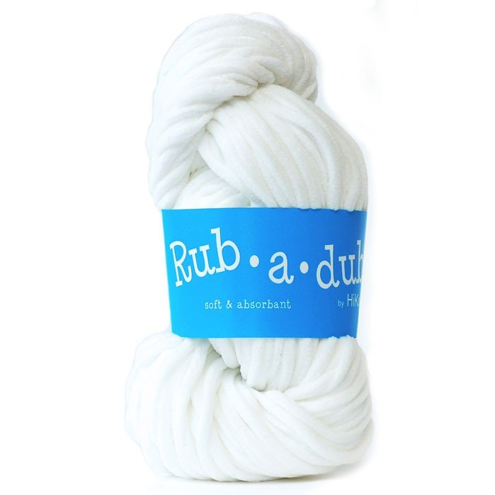 HiKoo Rub-a-dub at Michigan Fine Yarns