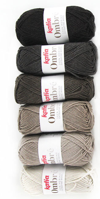 Katia Cotton Ombré Set at Michigan Fine Yarns