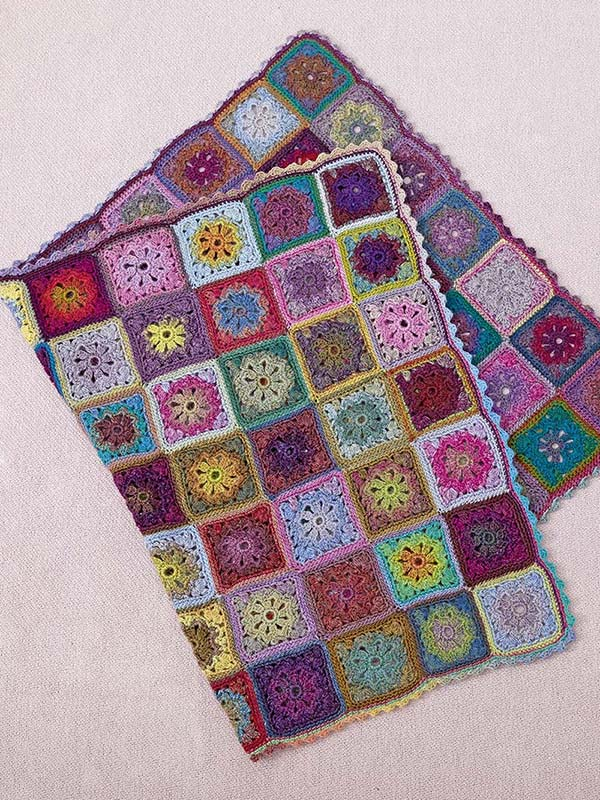Lang Crochet Blanket Kit