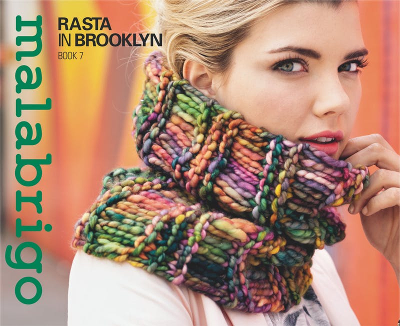Malabrigo Malabrigo Book 7 - Rasta In Brooklyn at Michigan Fine Yarns