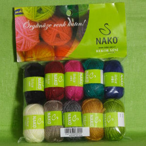 Plymouth Yarns Nako Rekor Mini at Michigan Fine Yarns