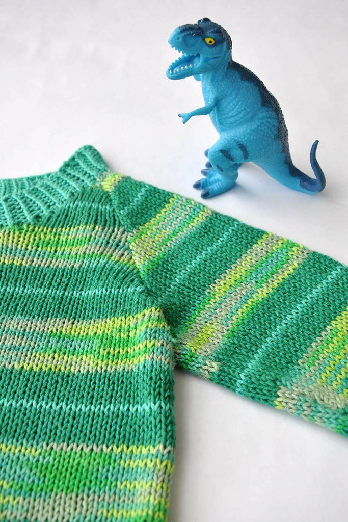 Universal Yarns Stripe-o-saurus at Michigan Fine Yarns