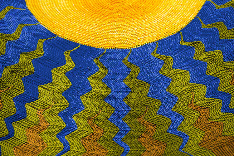 Sunshine Shawl Kit