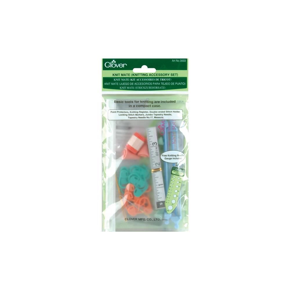 Clover Knit Mate Knitting Accessory Set at Michigan Fine Yarns