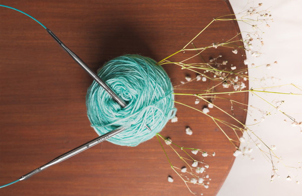 "Mindful Collection Lace 24"" Circular Needles 