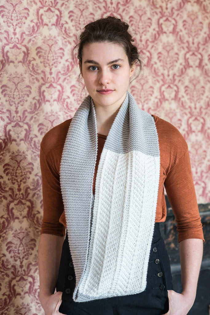 Berroco Dagny Cowl at Michigan Fine Yarns