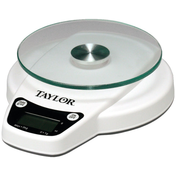 Taylor(R) Precision Products 3800N 6lb Capacity Digital Kitchen Scale