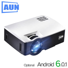 Smart Android 4k Support Digital Home Theatre Projector