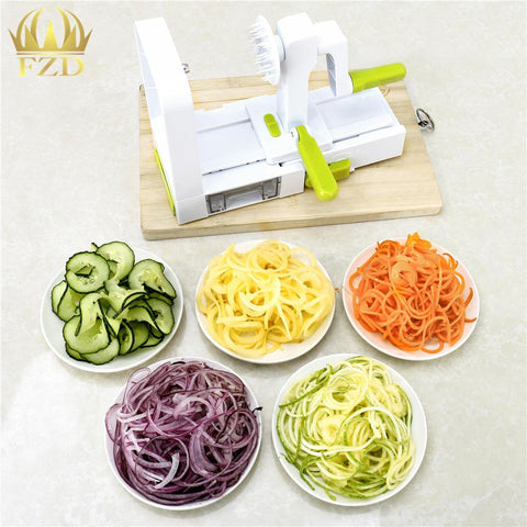 Ultimate Spiralizer 5-Blade Vegetable Slicer
