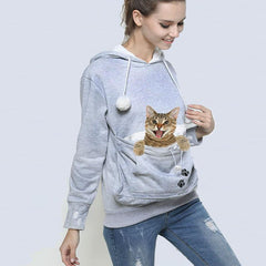 Cat Paw Hoodies