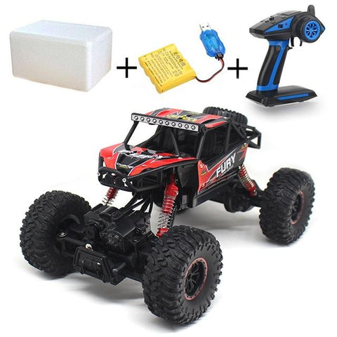 4WD Monster Truck RC 1/16 Scale