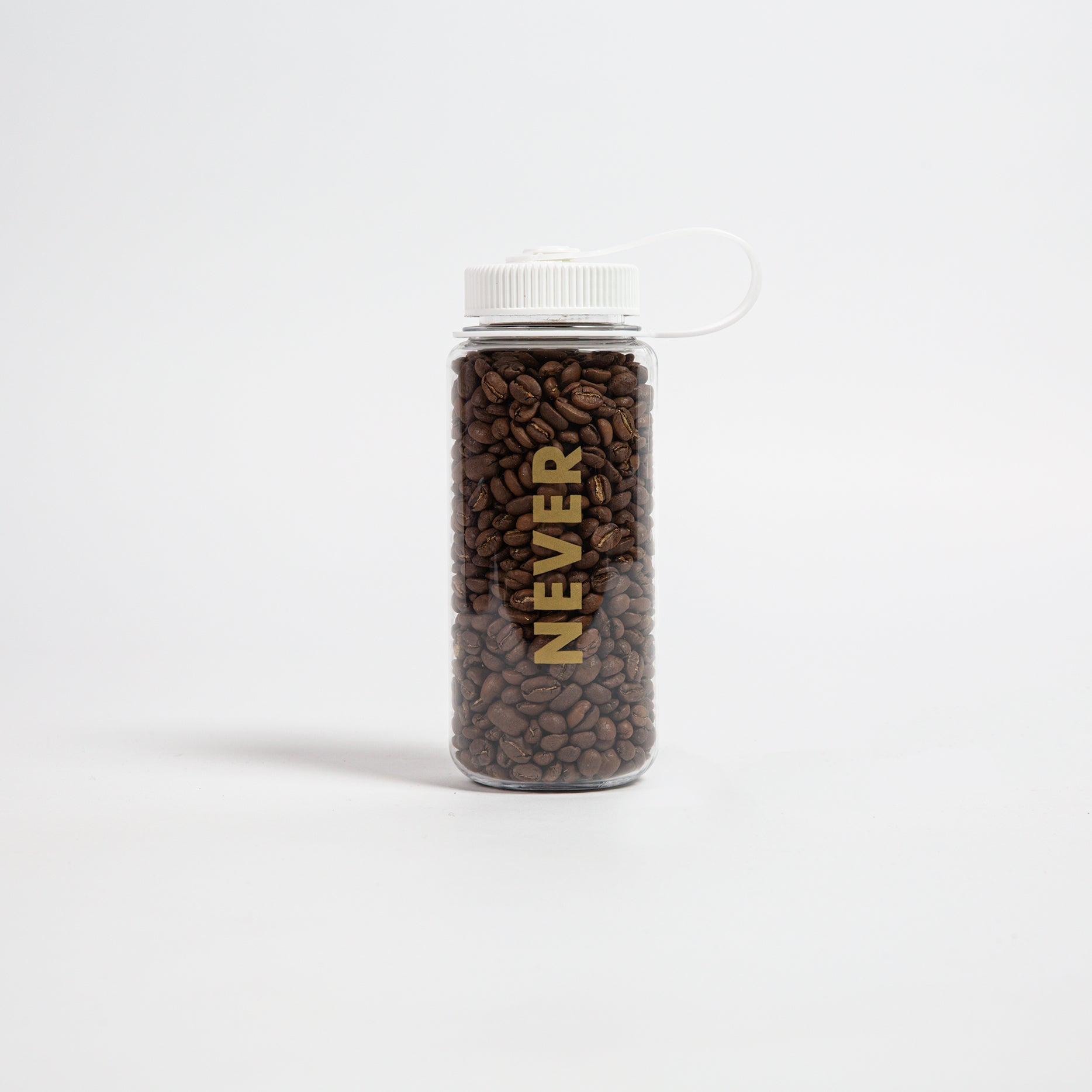 Secret Espresso Blend inside Nalgene®