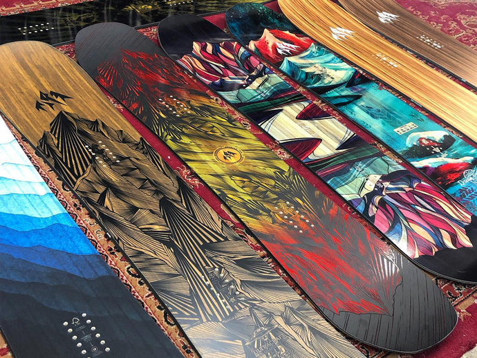 Get Your Name On Your 2020 Model Jones Snowboard Now