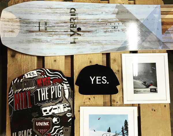 Buy 2020 Yes Snowboards