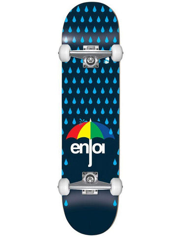 Enjoi Raining Panda Resin Complete Dark Blue | 7.625""
