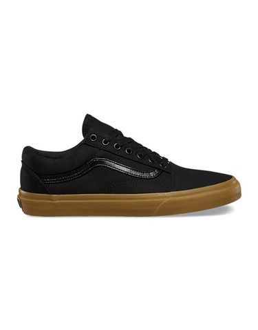 Vans Old Skool Shoe | Canvas/Light Gum
