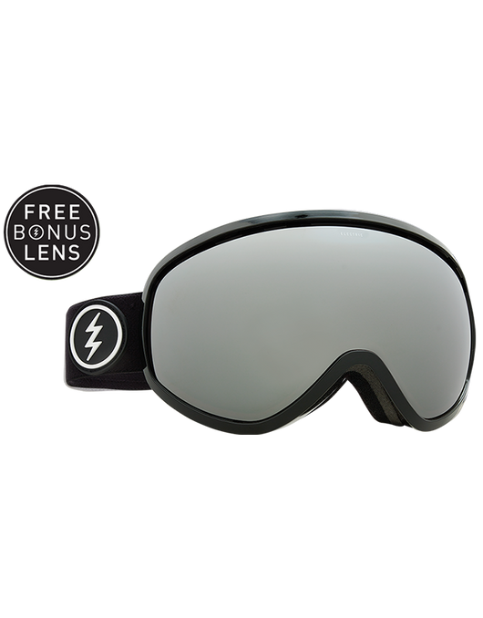 Electric Masher Goggle | Gloss Black