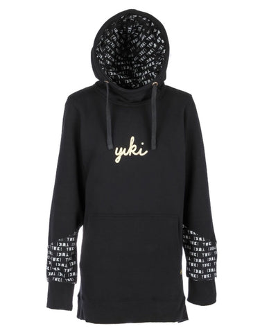 Yuki Threads Alice Hoodie 2019 | Black