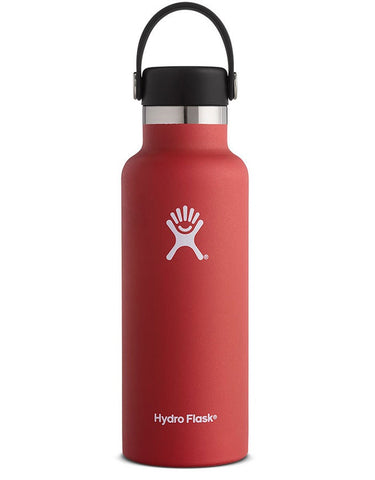 Hydro Flask 18oz Lava