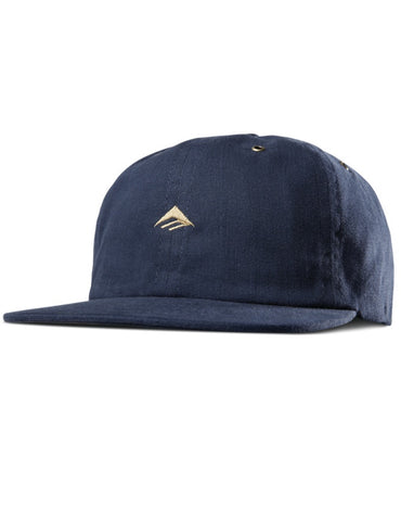 Emerica Try Strapback Cap Navy