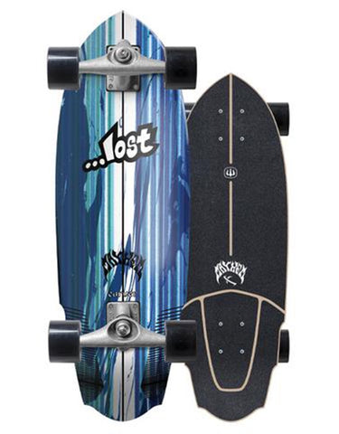 Lost X Carver V3 Rocket Surfskate | 30.0""
