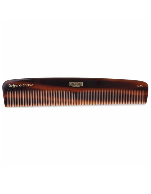 Uppercut Deluxe CT5 Styling Comb Tortoise