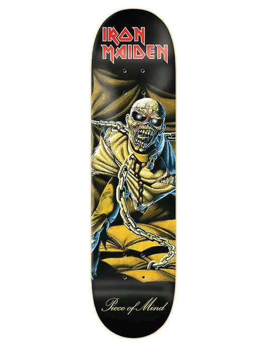 Zero x Iron Maiden Piece Of Mind Deck | 8.125""
