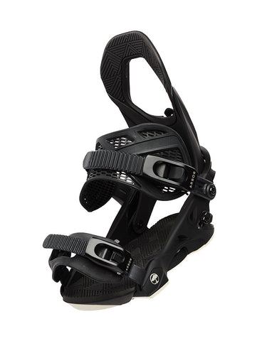 Arbor Sequoia Snowboard Binding 2020 Black