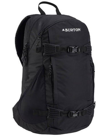 Burton Day Hiker Backpack 25L True Black Ripstop