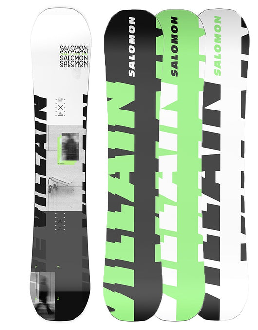 Salomon Villain Snowboard | 2022