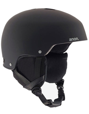 Anon Striker Helmet Black 18