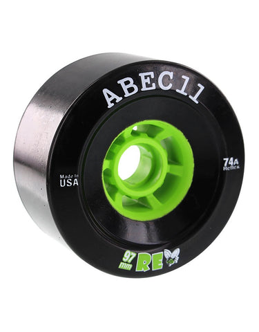 Abec 11 Refly 97mm/75a | Black