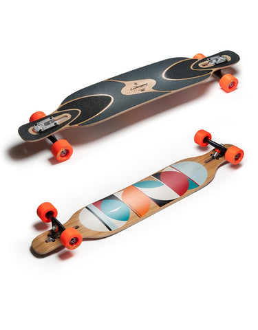 Loaded Dervish Sama Longboard 42.8""