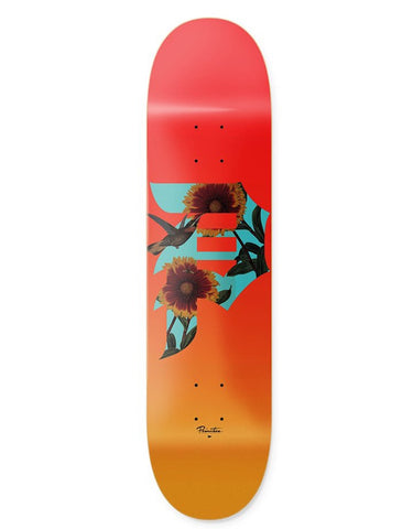 Primitive Dirty P Sunflower Deck | 8.125""