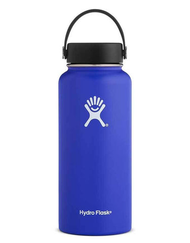 Hydro Flask 32oz Wide Mouth Blueberry