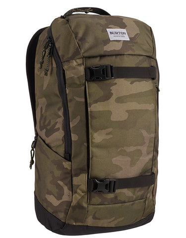 Burton Kilo 2.0 Backpack | Worn Camo Print