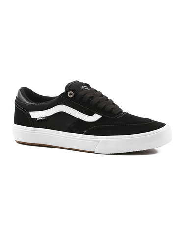 Vans Gilbert Crockett 2 Pro Shoe | Black/White
