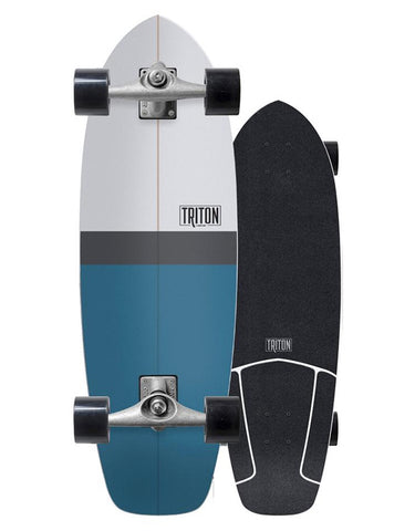 Carver Triton Blue Horizon Surf Skate | 31.0""