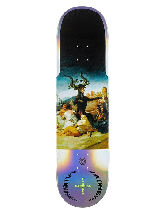 Madness Fardell Great Goat R7 Deck Holographic | 8.5""