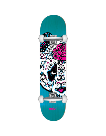 Enjoi Big Head Quinceanera Yth Comp Blue 7.25""