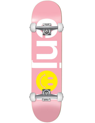 Enjoi No Brainer Smiley Complete Pink | 7.5""