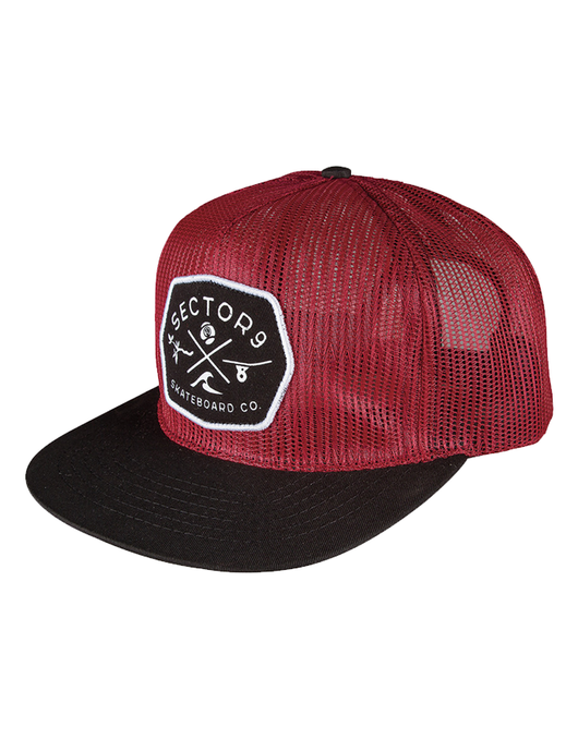 Sector 9 Range Trucker Hat