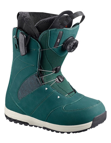 Salomon Ivy Boa SJ Snowboard Boot 19 | Deep Teal