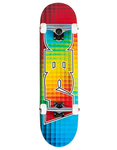 Deca Colour Blocks Complete Skateboard | 8.0""