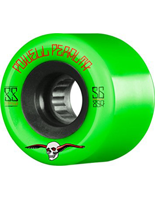 Powell Peralta G Slide Wheels 56mm/85a | Green