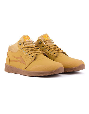 Lakai Griffin Shoe | Honey Nubuck