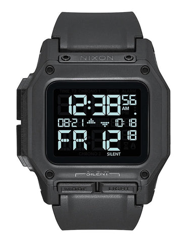 Nixon Regulus Watch All Black